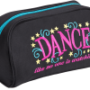 Sassi Designs Dance Like No One is Watching Cosmetic Case - Dancetastic Dancewear