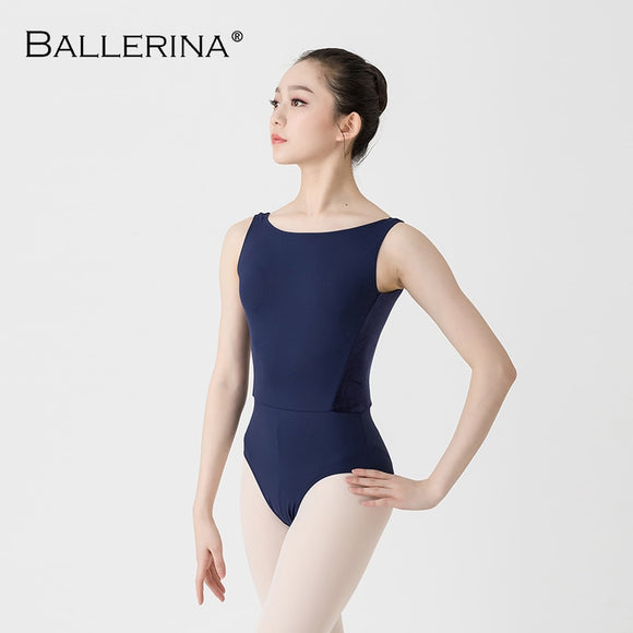 Adult Open Back Leotard - Dancetastic Dancewear