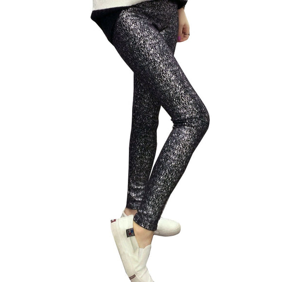 Womens Sparkle Leggings - Dancetastic Dancewear