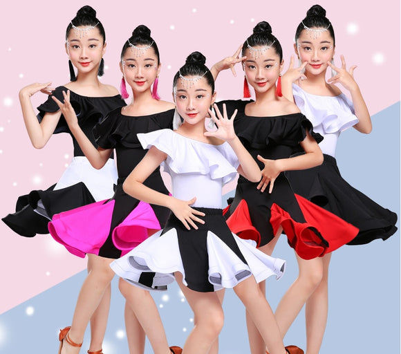 Child Dance Costume Tap/Jazz - Dancetastic Dancewear