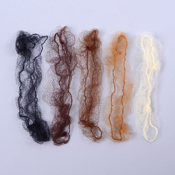 100PCS Nylon Hair Nets - Dancetastic Dancewear