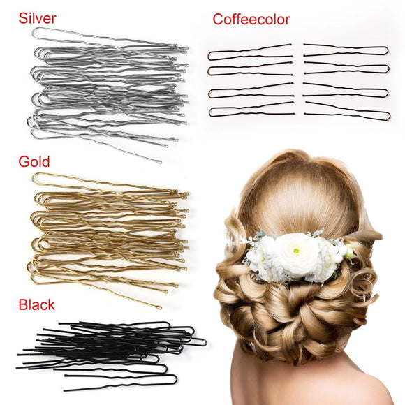 20pcs U Shaped Hairpins - Dancetastic Dancewear