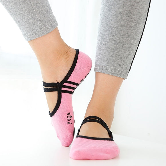Yoga/Dance Sock-Anti Slip - Dancetastic Dancewear