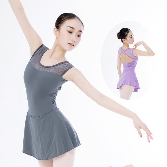 Womens Ballet Dress - Dancetastic Dancewear