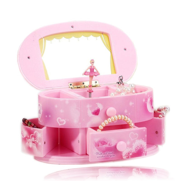 Ballerina Music Box - Dancetastic Dancewear