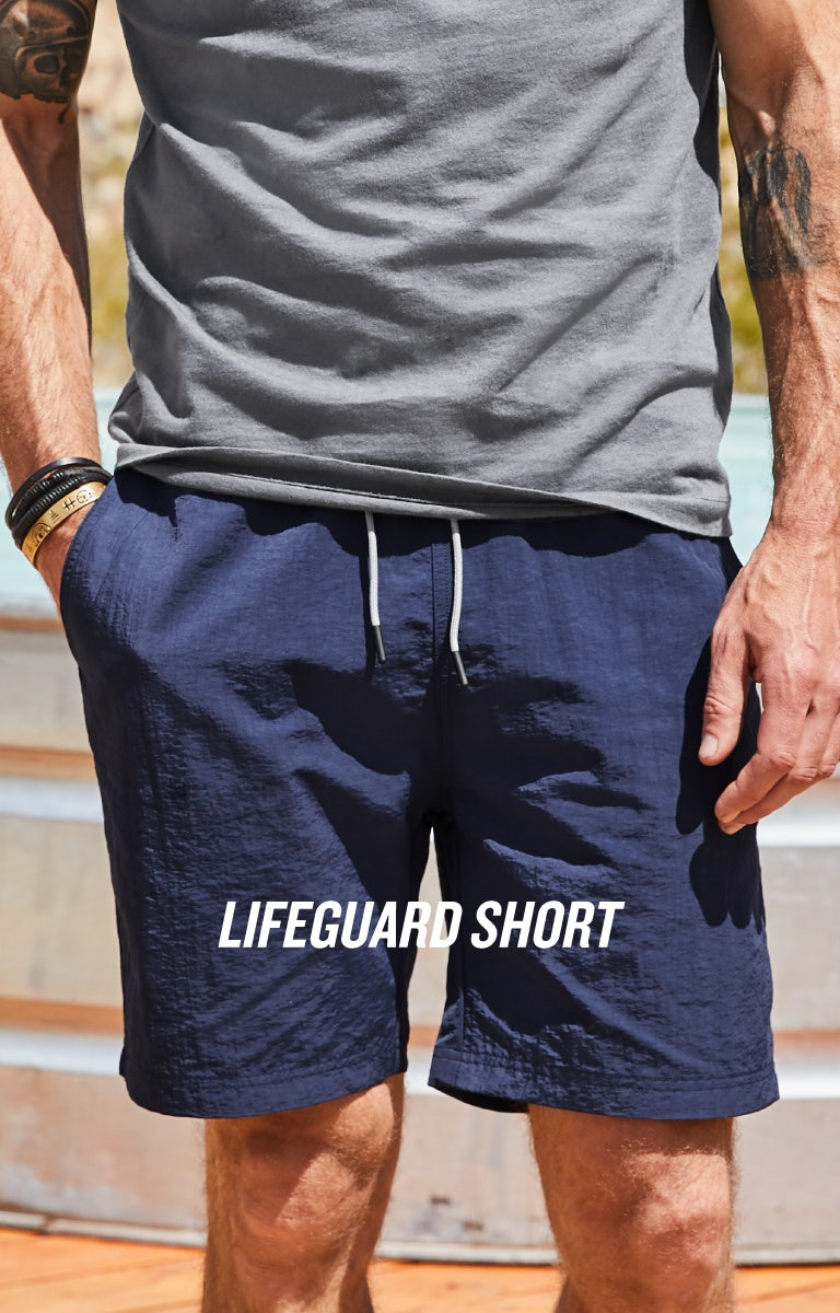 Lifeguard Short