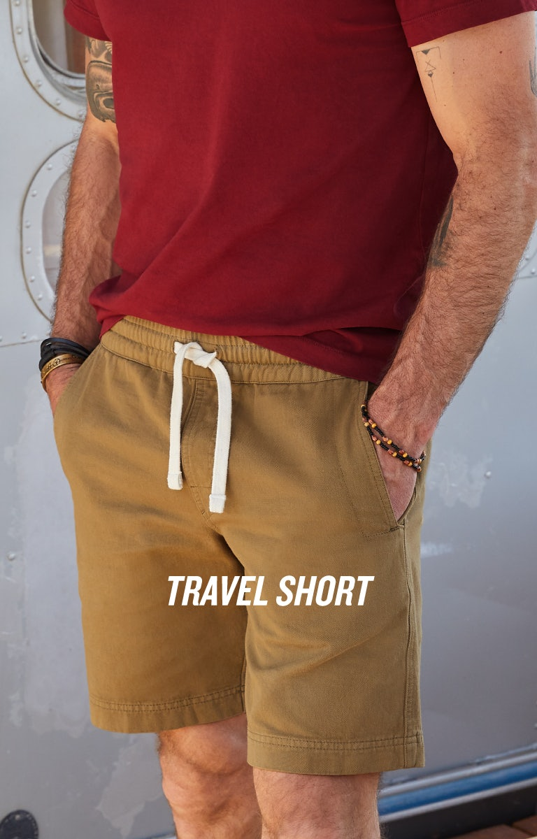 Travel Short