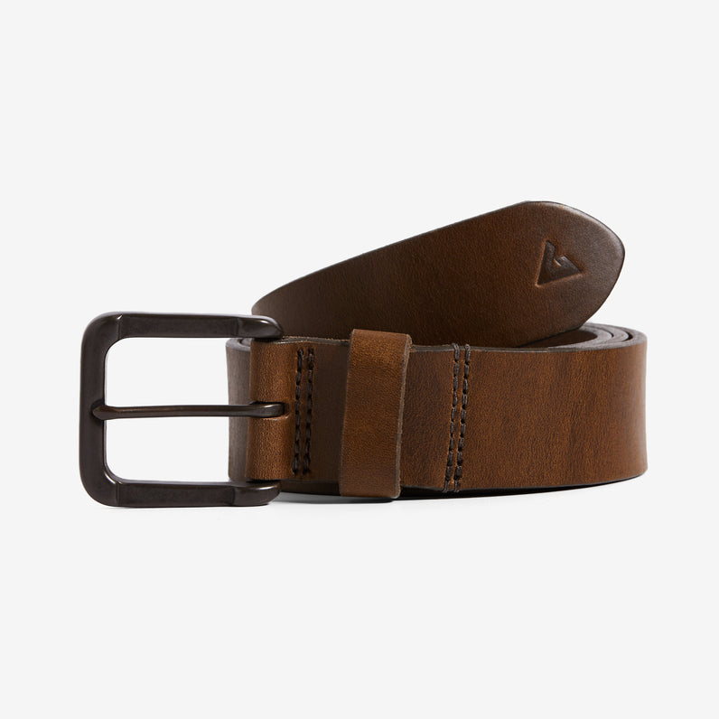 American Giant Leather Belt