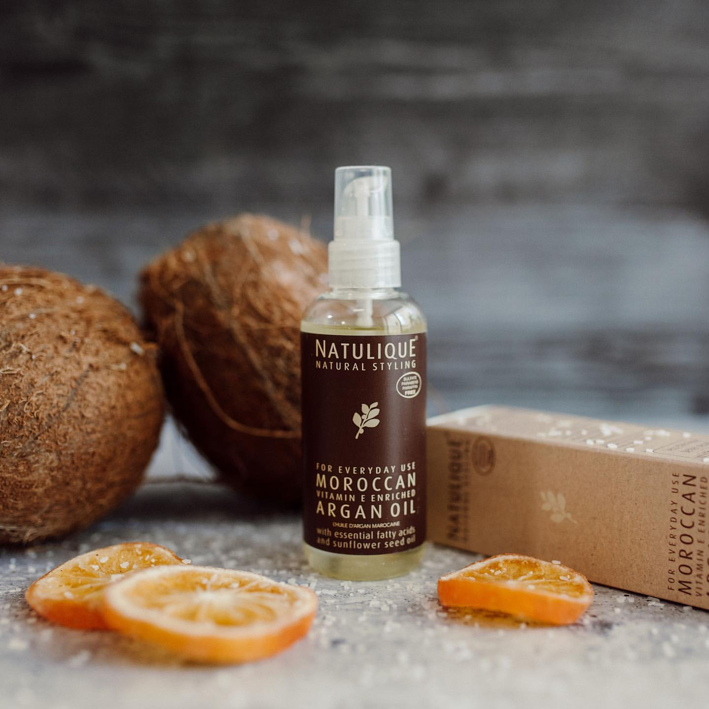 Natulique - Mahogany and Intense Copper PPD & PTD Free Hair Colour Refreshers