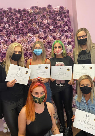 Beauty Works Training Day