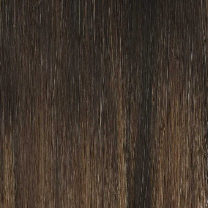 "Beauty Works - Double Hair Set 22"" (Brond'mbre)"
