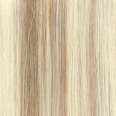 "Beauty Works - Beach Wave Clip-in 22"" (Champagne blonde)"