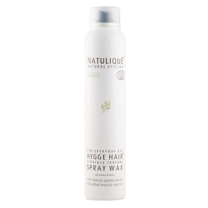 Natulique hygge hair spray wax
