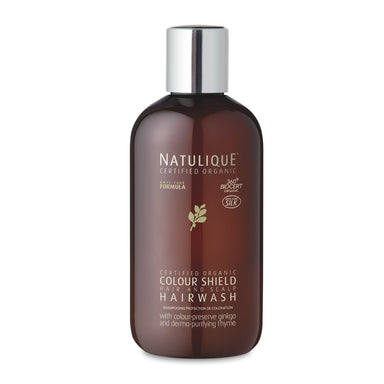 Natulique colour shield hairwash (250ml)