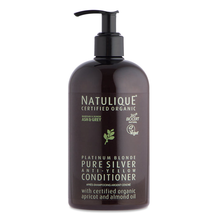 Natulique pure silver conditioner (500ml)