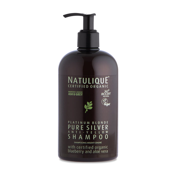 Natulique pure silver shampoo (500ml)
