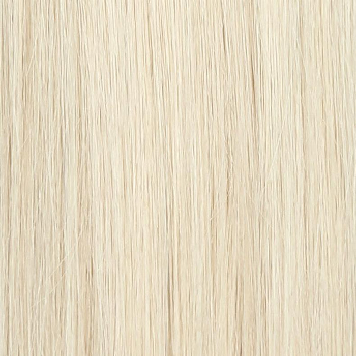 "Beauty Works - Beach Wave Clip-in 22"" (Pure Platinum)"
