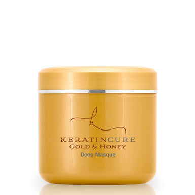 Keratin Cure gold & honey deep masque (500g)