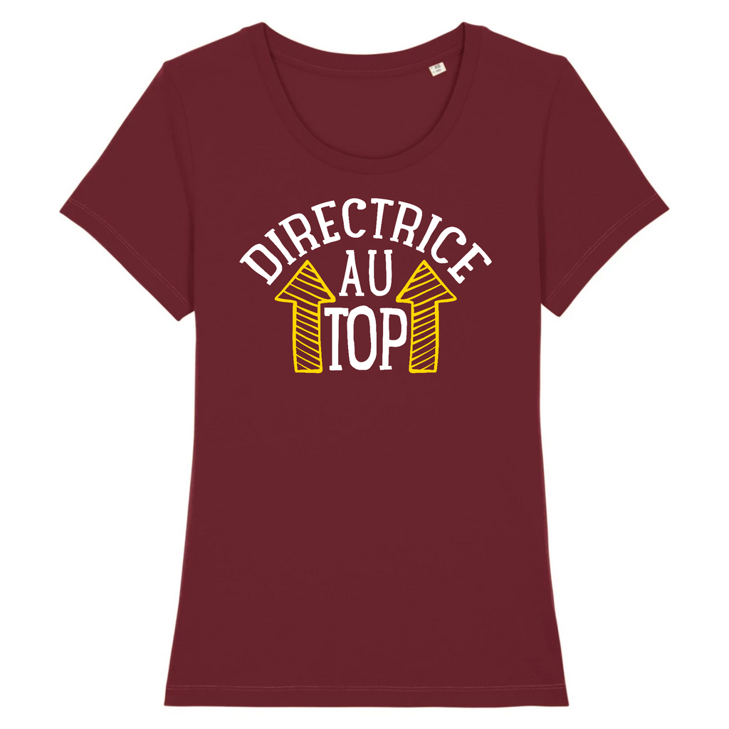 directrice au top