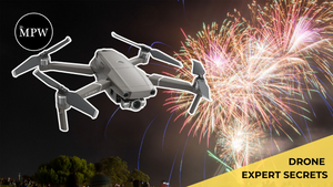 How To Make Awesome Firework Videos With Your Drone!!!