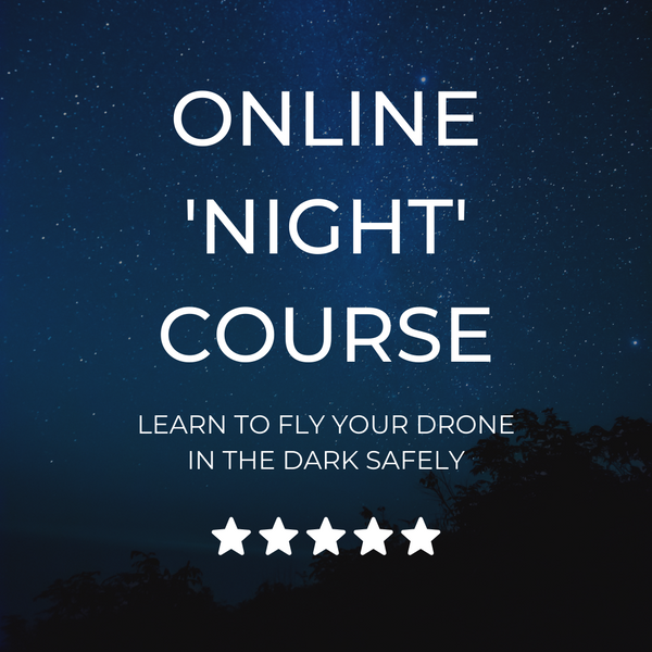 Online Drone Night Flying Course | Mr MPW