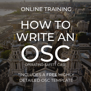 OSC Training Course - Learn how to create your CAA Operating Safety Case!