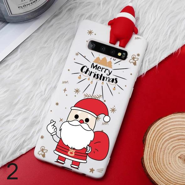 Santa Claus Case For Samsung(Second 50% OFF and free shipping)