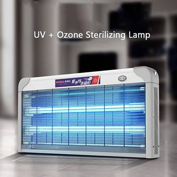 UV and ozone sterilizers