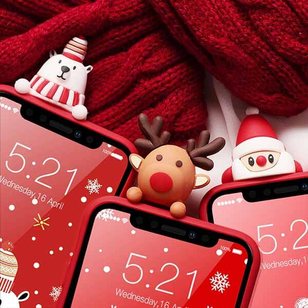 Santa Claus Case For Samsung
