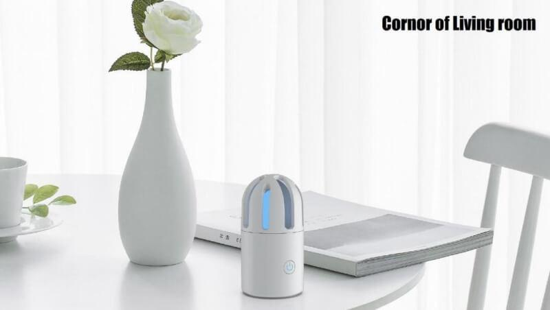 USB Charging UV Disinfection Lamp