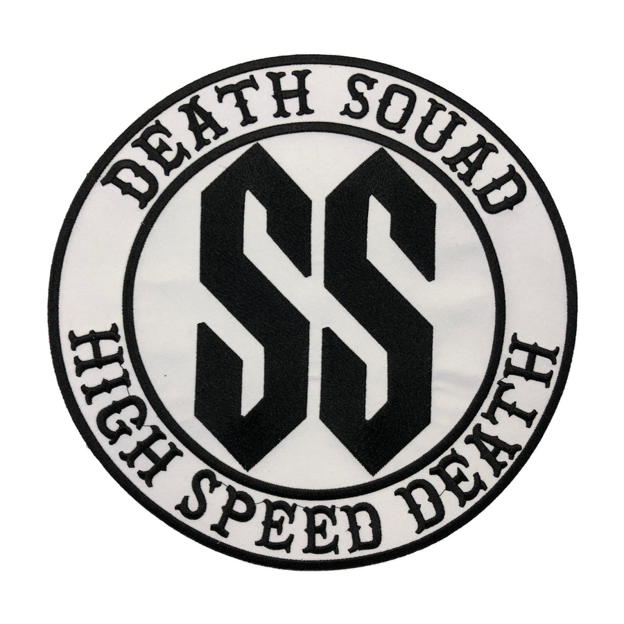 SS CENTER PATCH