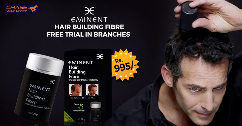 Hair Building Fibre