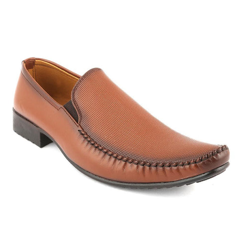 Men's Formal Shoes (00063) - Brown - test-store-for-chase-value