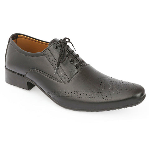 Men's Formal Shoes 00110 - Black