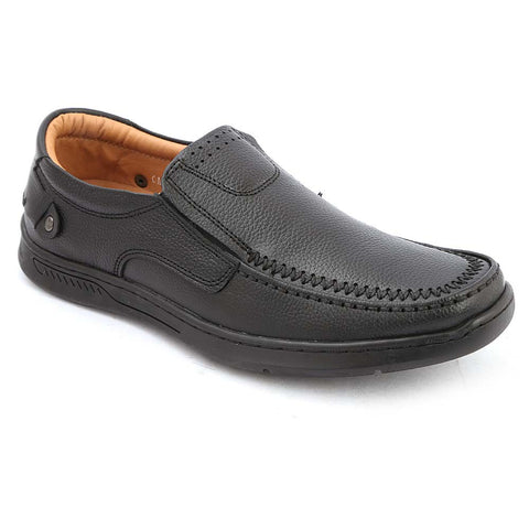 Men's Casual Shoes (009) - Black
