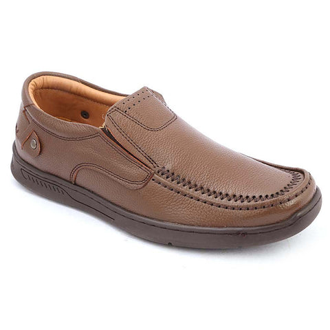Men's Casual Shoes (009) - Brown