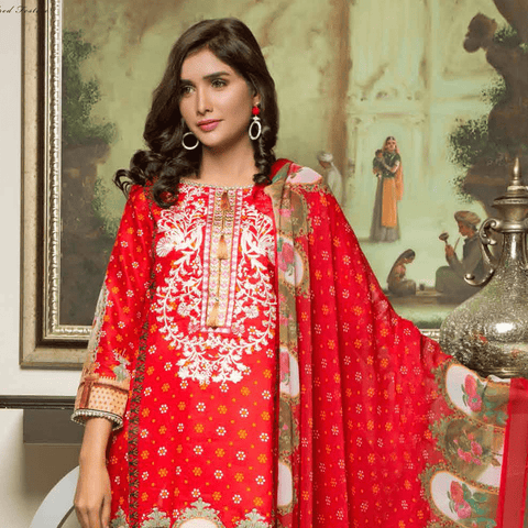 Sahil Exclusive Embroidered Festive Collection 19 - 01 A - test-store-for-chase-value