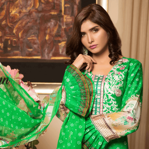 Sahil Exclusive Embroidered Festive Collection 19 - 01 B - test-store-for-chase-value