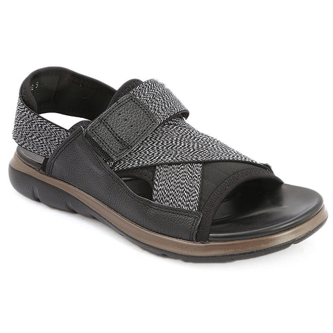Men's Sandal (17092) - Black