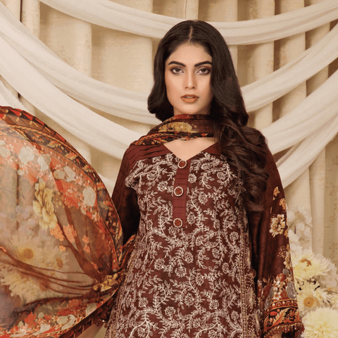 Sahil Exclusive Embroidered Festive Collection 19 - 04 A - test-store-for-chase-value