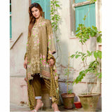 Three Star Printed Lawn Suit Vol 6 - 7 B - test-store-for-chase-value