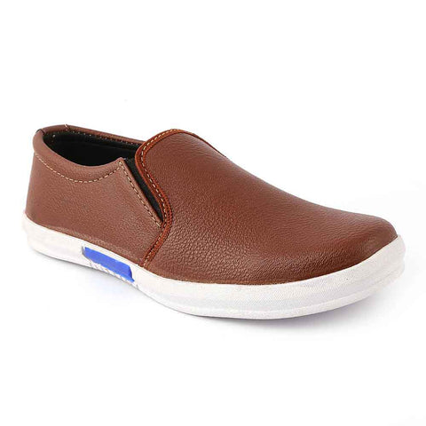 Men's Casual Shoes (706) - Mustard