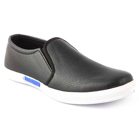 Men's Casual Shoes (706) - Black