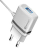 Space Micro USB Cable Charger - WC105