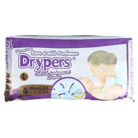 Drypers Diapers Large 30 pcs - test-store-for-chase-value