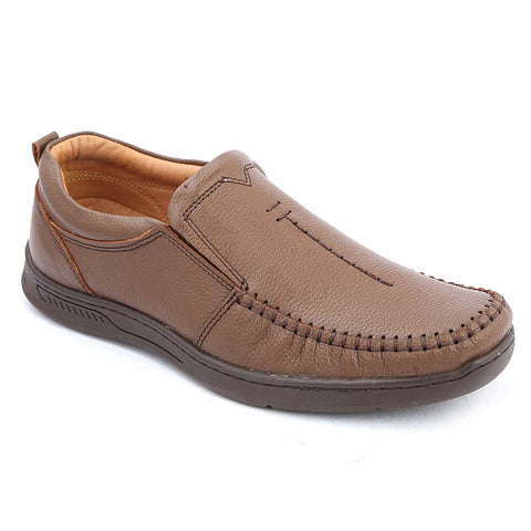 Men's Casual Shoes (1018) - Brown