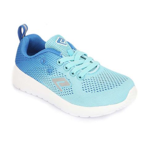 Girls Sports Shoes 102 - Sky Blue