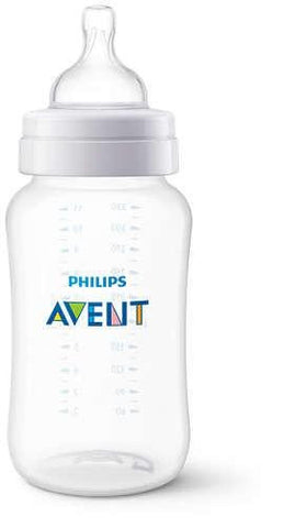Avent Classic Plus Bottle 330ml 11 oz 3m+ - test-store-for-chase-value