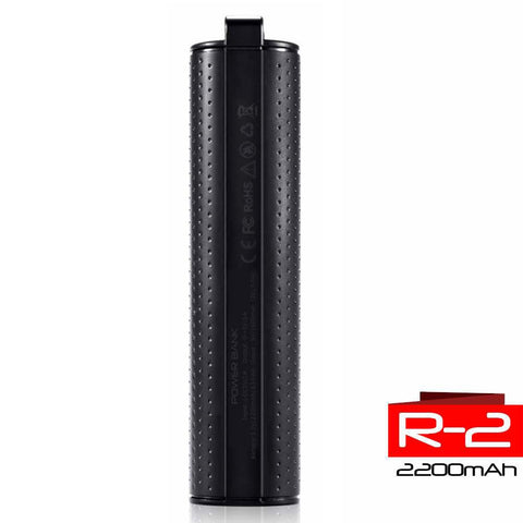 Ronin Power Bank 2200mAh Black (R-2) - test-store-for-chase-value