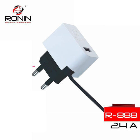 Ronin Type-C Charger 2.4A (R-888) - test-store-for-chase-value